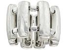 Sculptural Rectangle Bar Ring