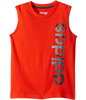 adidas Kids - Linear Tank Top (Toddler/Little Kids)