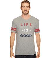 Life is Good - Americana Life Is Good® Vintage Sport Tee