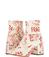 MM6 Maison Margiela - Fragile Graphic Boot