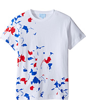 Lanvin Kids - Short Sleeve Graphic Print T-Shirt (Big Kids)
