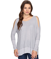 Culture Phit - Elise Long Sleeve Top with Open Shoulder