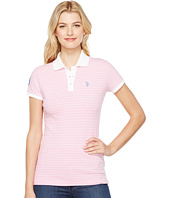 U.S. POLO ASSN. - Birdseye Pique Polo Shirt