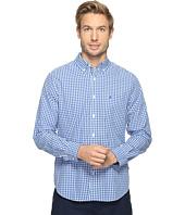 Nautica - Long Sleeve Gingham Shirt