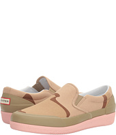 Hunter - Original Canvas Plimsoll Desert Camo