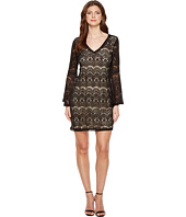 Scully - Carey Lace Dress Nude Lining