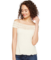 Scully - Cantina Talia Organic Cotton Off the Shoulder Top