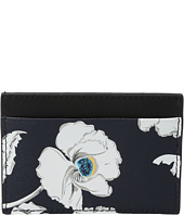 Jack Spade - Poppy Floral Credit Card Holder