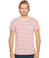 Ben Sherman - Engineered Tipping Breton Tee