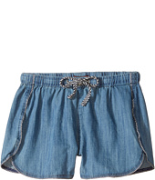7 For All Mankind Kids - Pull-On Shorts (Big Kids)