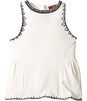 7 For All Mankind Kids - High Neck Tank Top (Little Kids)