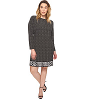 MICHAEL Michael Kors - Plus Size Nezla Border Dress