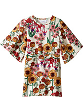 mini rodini - Garden Kimono Dress (Toddler/Little Kids/Big Kids)