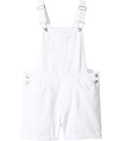 7 For All Mankind Kids - Jumper in White Denim (Big Kids)