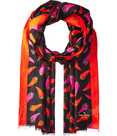 Kate Spade New York - Hot Pepper Oblong Scarf