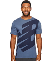 New Balance - Essentials Logo Tee