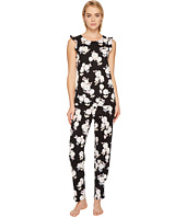 Kate Spade New York - Large Floral Long Pajama Set