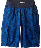 Lucky Brand Kids - Swell Cargo Shorts in French Terry (Big Kids)