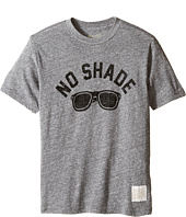 The Original Retro Brand Kids - No Shade Short Sleeve Tri-Blend Tee (Big Kids)