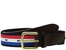 USA Stripe Canvas Club Belt