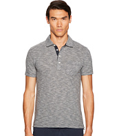 Billy Reid - Ombre Stripe Polo