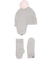 UGG Kids - Trapper Hat/Mitten Gift Set (Toddler/Little Kids)
