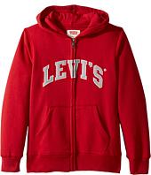 Levi's® Kids - Iconic Zip Front Hoodie (Big Kids)