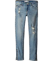 Levi's® Kids - 710 Zipper Super Skinny Ankle (Big Kids)