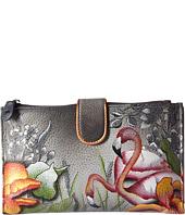 Anuschka Handbags - 1113 Large Smartphone Case & Wallet