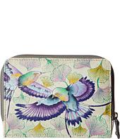 Anuschka Handbags - 1124 Zip Around Credit Card Case