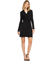 Laundry by Shelli Segal - Wrap Front Shirtdress
