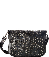 Patricia Nash - Rosa Square Flap Saddle Bag