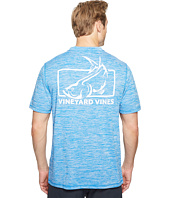 Vineyard Vines - Short Sleeve Performance Space Dye Tarpon T-Shirt