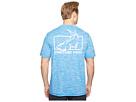 Short Sleeve Performance Space Dye Tarpon T-Shirt