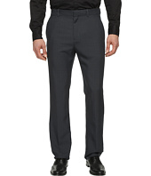 Perry Ellis Portfolio - Modern Fit Plaid Performance Pants
