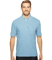 Thomas Dean & Co. - Cotton Overdye Solid Polo