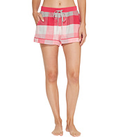 Jane & Bleecker - Flannel Plaid Pajama Shorts