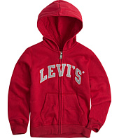 Levi's® Kids - Iconic Zip Front Hoodie (Toddler)