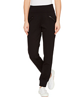 Jag Jeans - Addie Jogger in Double Knit Ponte in Black