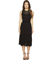 M Missoni - Solid Rib Stitch Sleeveless Dress