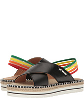 LOVE Moschino - Rainbow Strap Sandal