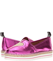 LOVE Moschino - Metallic Heart Espadrille