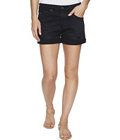 AG Adriano Goldschmied - Hailey Boyfriend Shorts in Sulfur Black Terrain