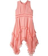 Nanette Lepore Kids - Crinkled Chiffon Dress (Little Kids/Big Kids)
