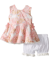 fiveloaves twofish - Ponies Little Party Dress (Infant)