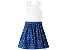 Sporty Abbie Dress (Little Kids/Big Kids)