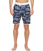 VISSLA - Global Stoke Four-Way Stretch Boardshorts 20
