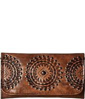 American West - Kachina Spirit Trifold Wallet