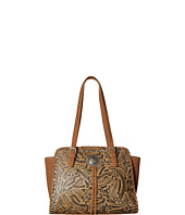 American West - Trinity Trail Zip Top Tote