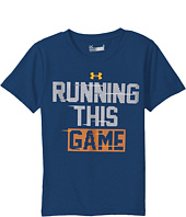 Under Armour Kids - Running This Game Short Sleeve (Toddler)